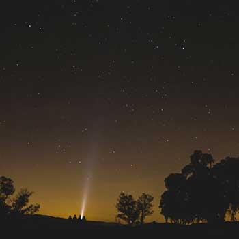 Universe stars square