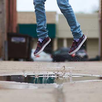 Leap square