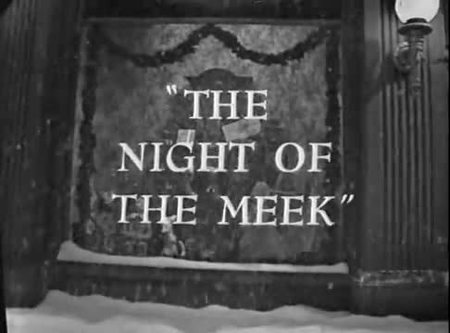 Twilight Zone: Night of the Meek