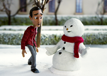 Community: Abed's Uncontrollable Christmas