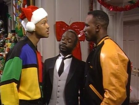 The Fresh Prince of Bel-Air: Deck the Halls