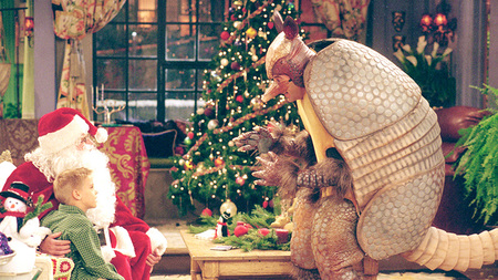 Friends: The One with the Holiday Armadillo