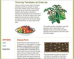 Original plant guide