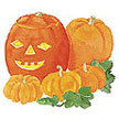 Pumpkin: Holiday Mix: Autumn Gold and Spookie image