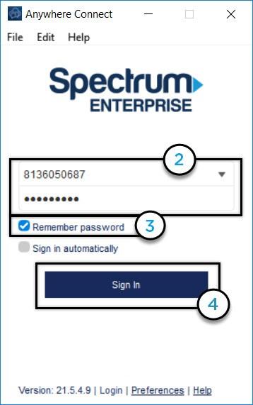 Quick Start Guide (Desktop) - Charter Spectrum