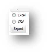 Excek and CSV fields is shown of the Hospitality Portal - Image opens in full resolution in a new tab
