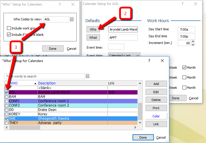 Set Outlook Sync to Only Sync Your Events - AbacusLaw Knowledge Base