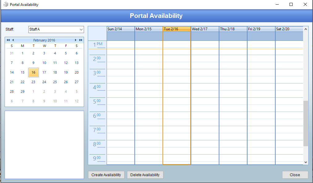 workspace online schedule options officetools knowledge base