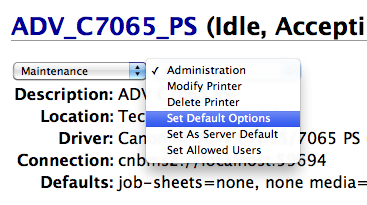 How to Stop Default Two-sided Printing on a Mac - Abacus Private
