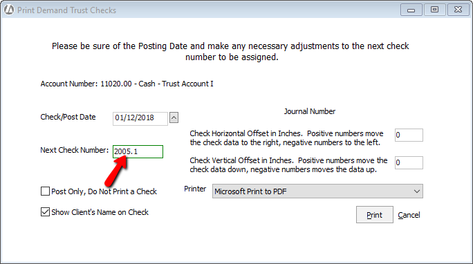 How to Delete or Reverse Checks, Payments, Trust Deposits