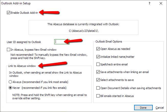 How to Install the Abacus Outlook Add-in - AbacusLaw