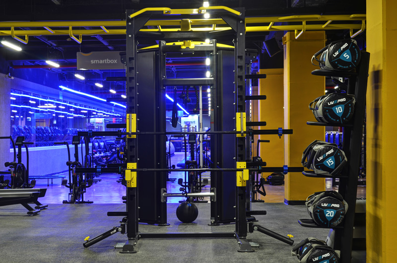 smart gym precios