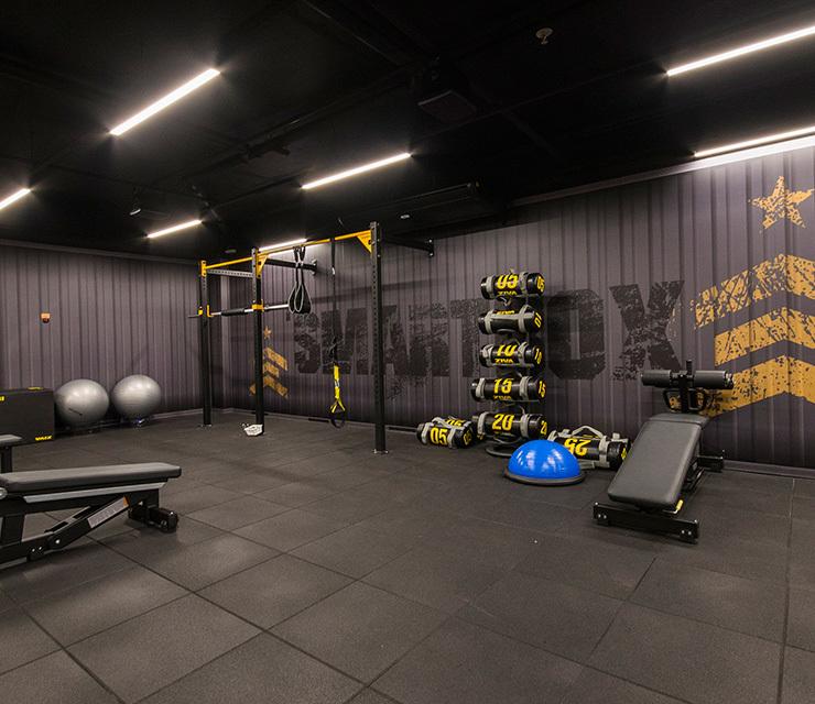 Smart fit academia unidade beira mar sc 1 area smartbox treino funcional trx