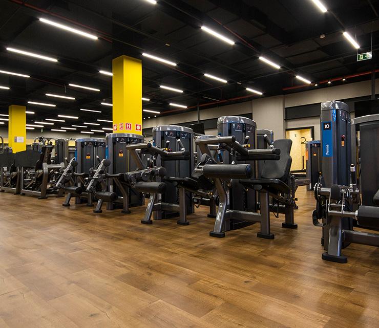Smart fit academia unidade palato al 1 equipamento area musculacao