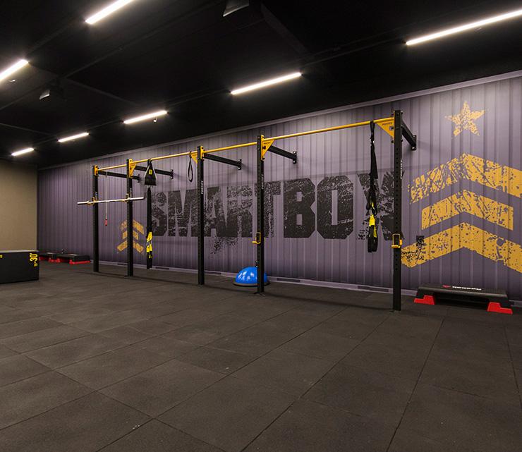 Smart fit academia unidade vila valqueire rj 1 area smartbox treino funcional equipamentos trx