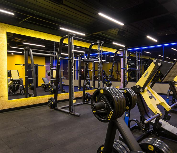 Smart fit academia unidade vila valqueire rj 1 equipamento area peso livre