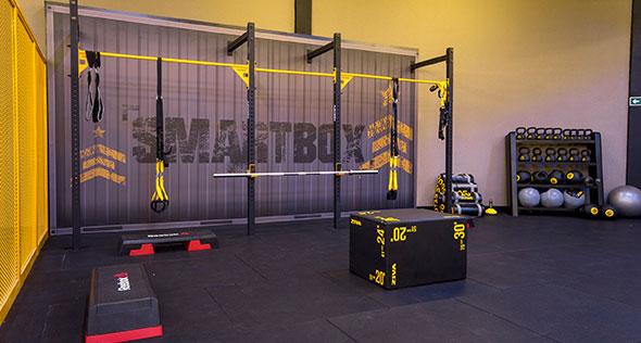Smart fit academia unidade caminho das arvores salvador ba 1 area smartbox treino funcional equipamentos trx
