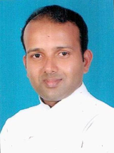 Fr. Joseph (Shijo) Nadupadavil
