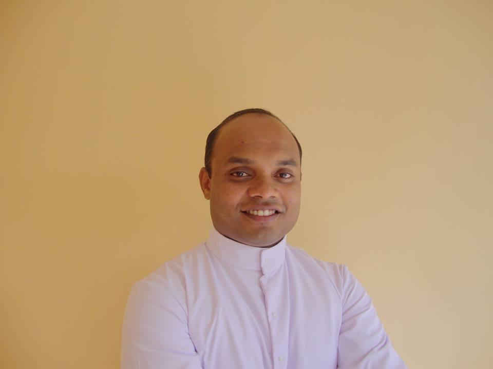 Fr. Sebastian Madathisseril