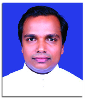 Fr. James (Anoop) Kadappallil