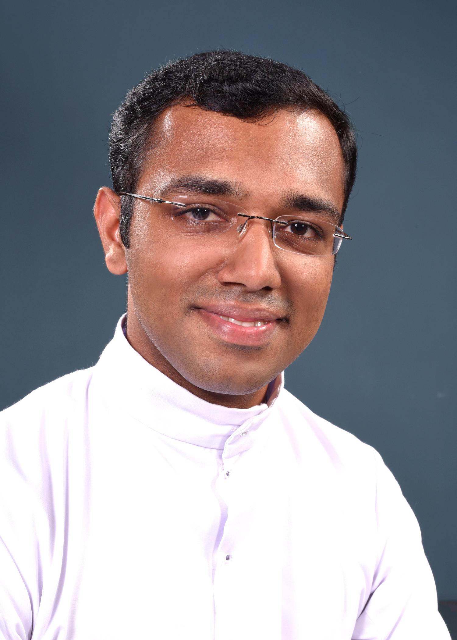 Fr. George Kaitholil (Lijo)