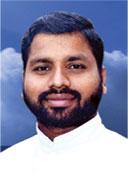 Rev. Fr. Dominic Anil Raj Kanaka Raj