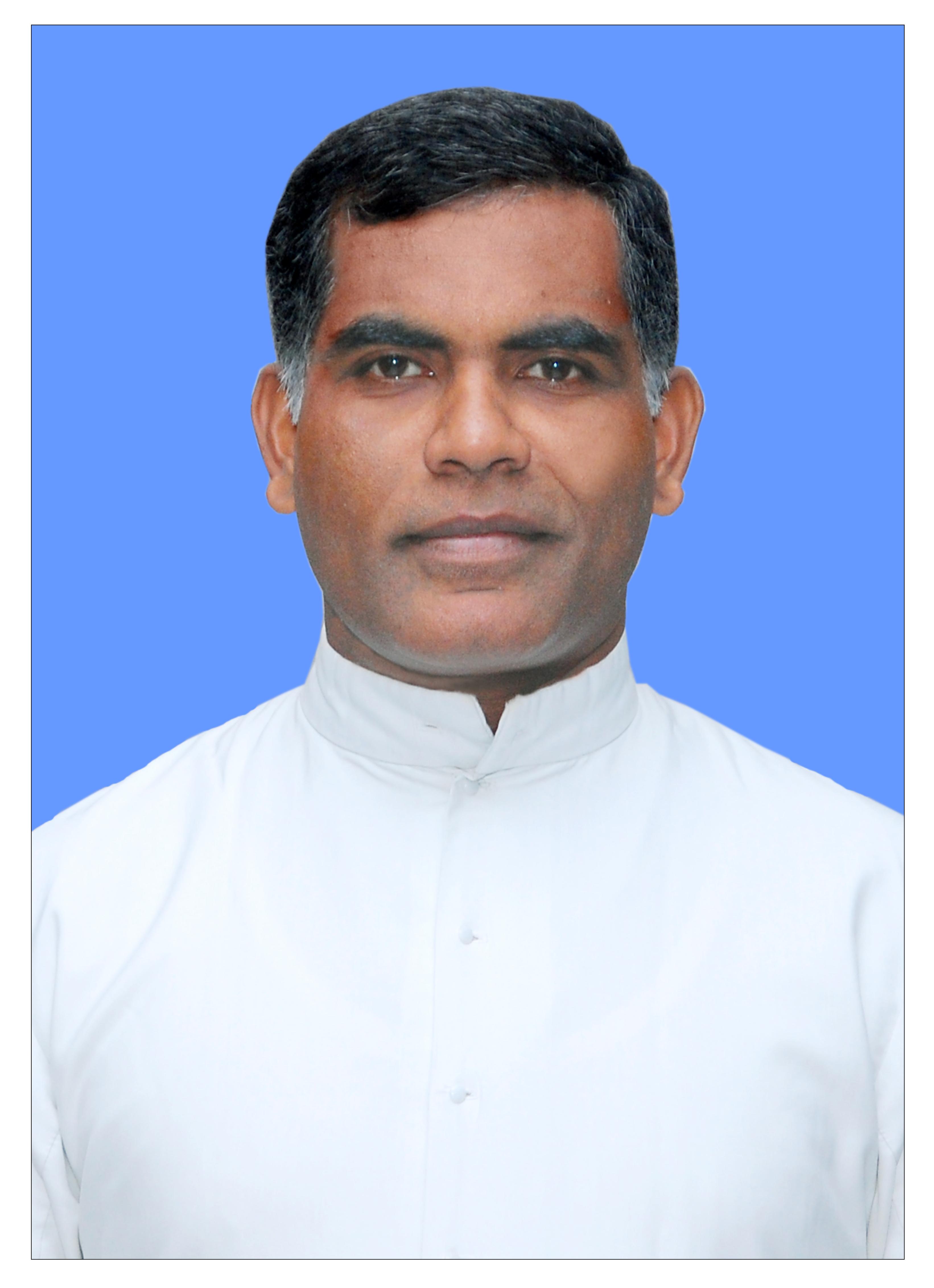 Fr. Saju .M Chamakalayil