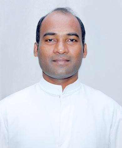 Fr. Prakash Kerketta