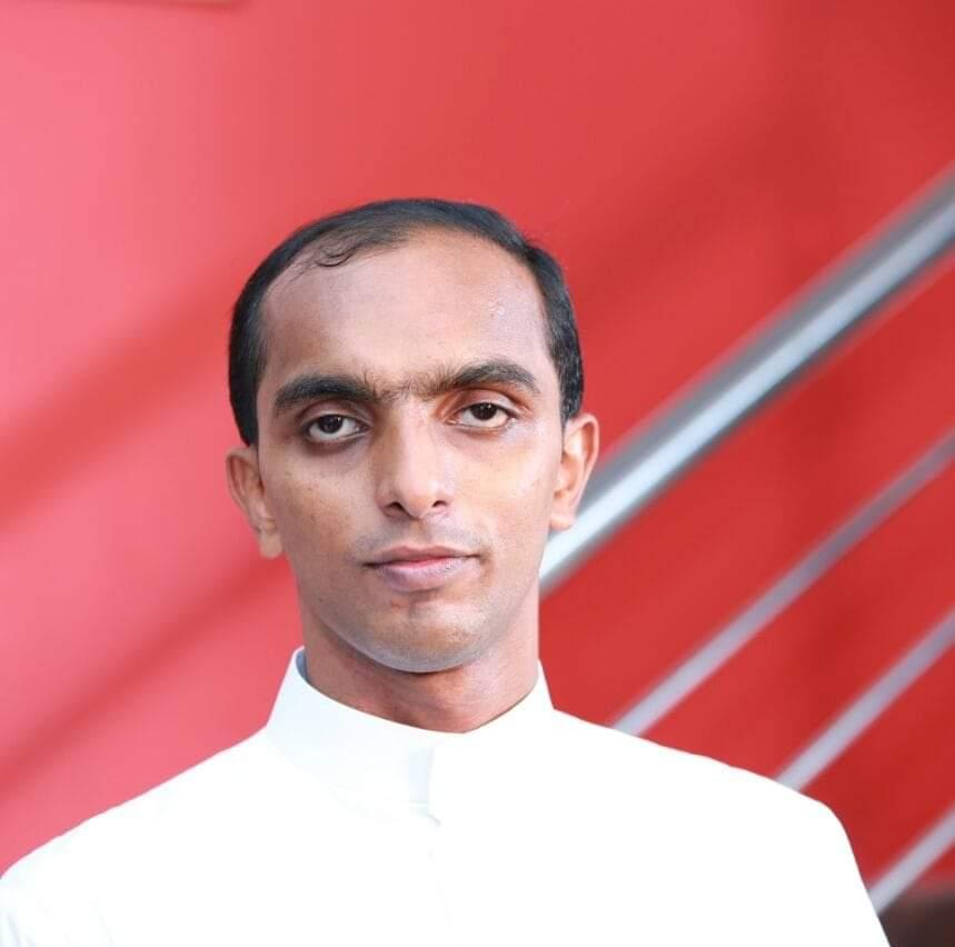 Joseph (Jith) Kalapurackal