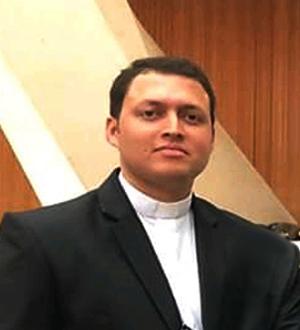 Fr. Martin (Sminto) Edassery
