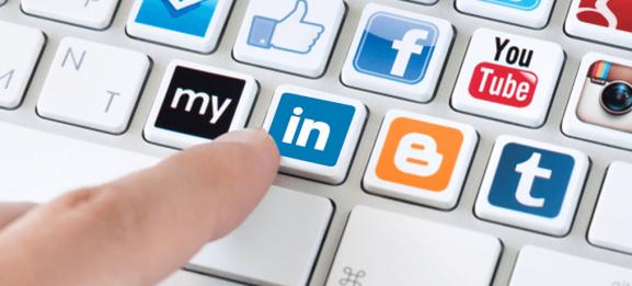Social media in