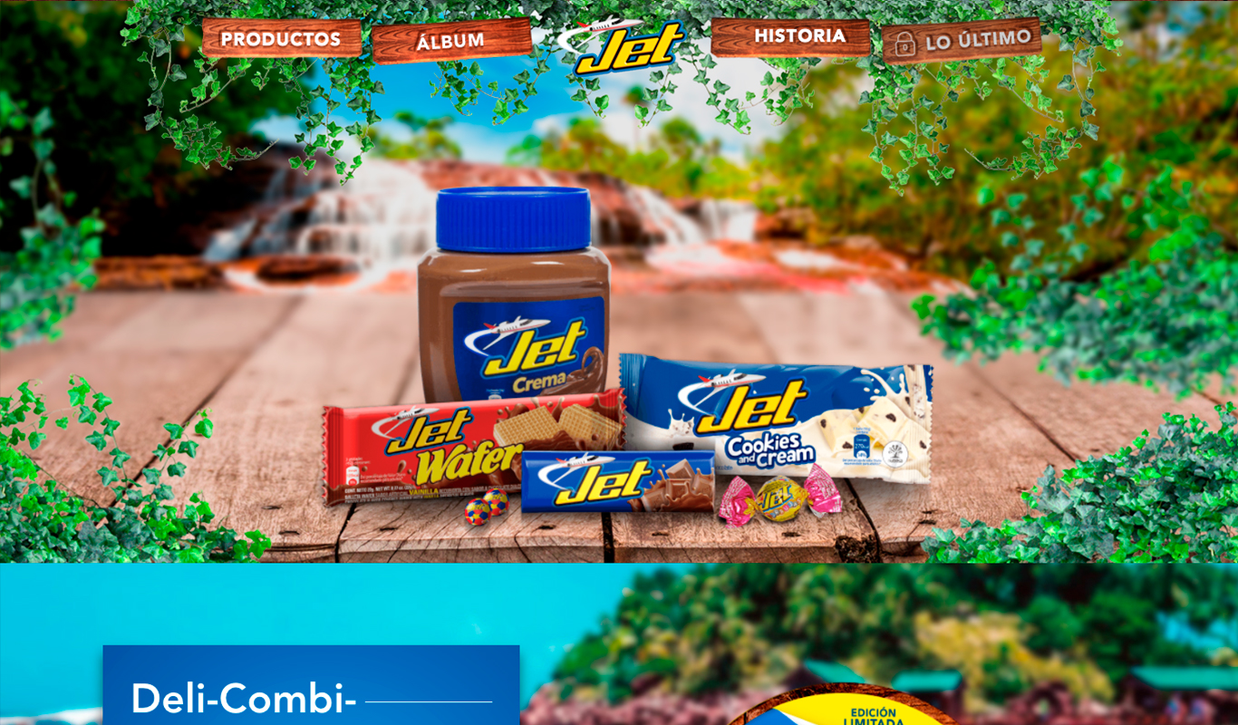 Productos jet preview