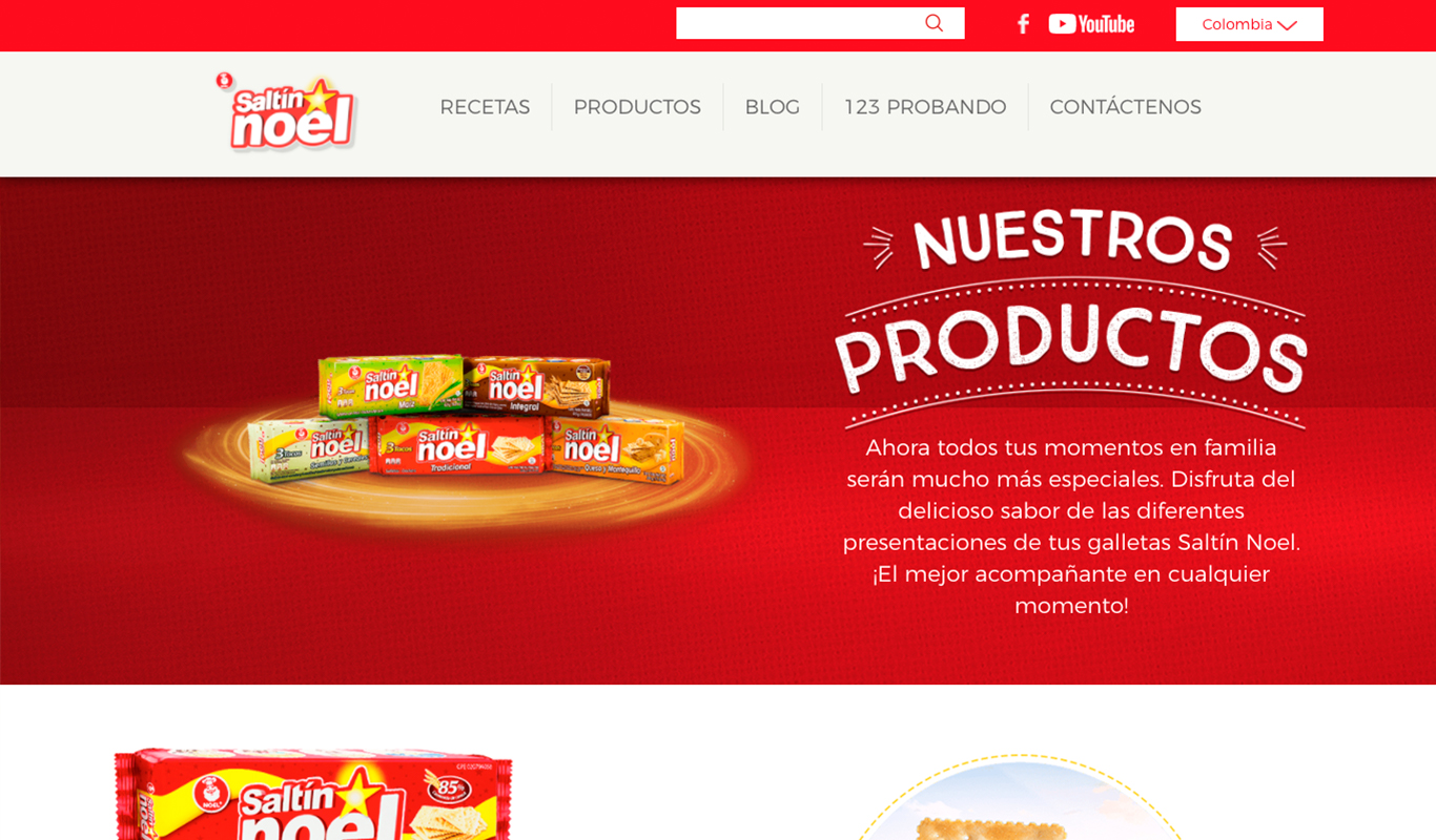 Productos saltin preview