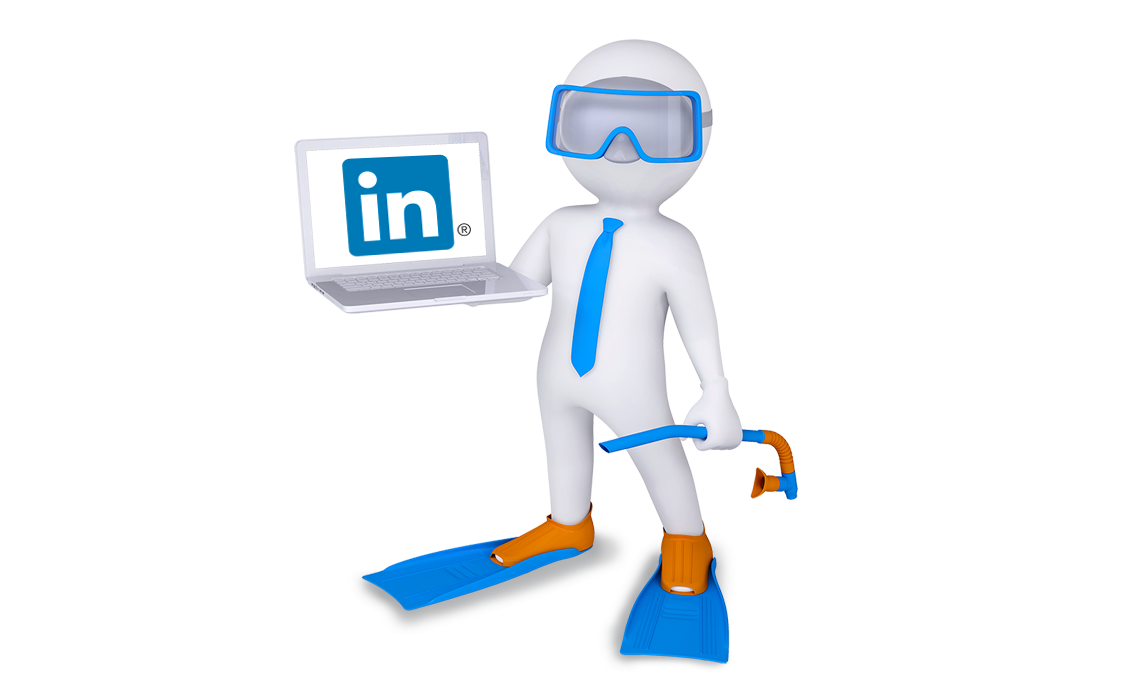 Getting your feet wet with LinkedIn's Marketing Solutions