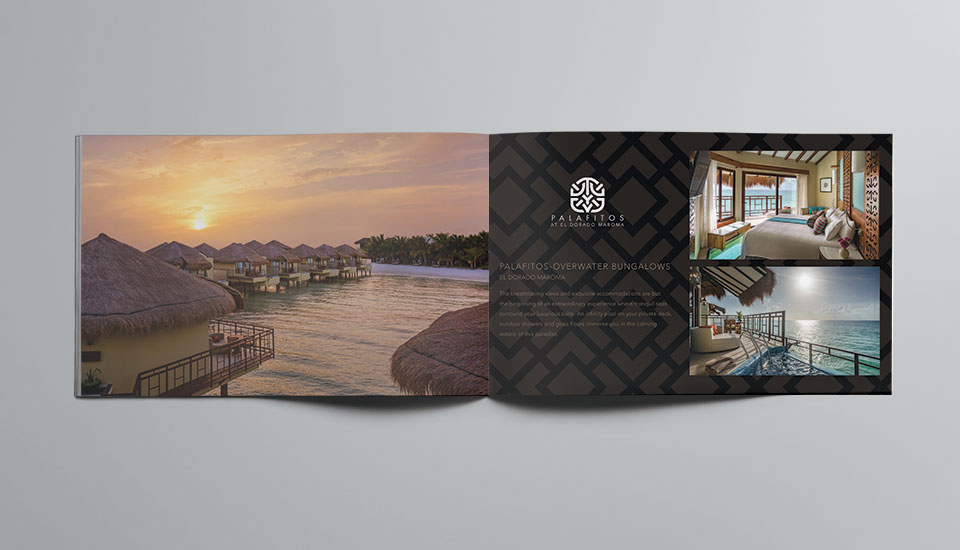 Interior Connoisseur Collection Karisma Luxury Travel Inside Brochure Design