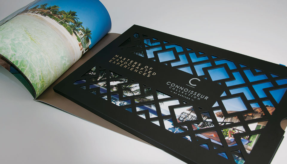 Interior Connoisseur Collection Luxury Travel Karisma Starmark International Brochure Design