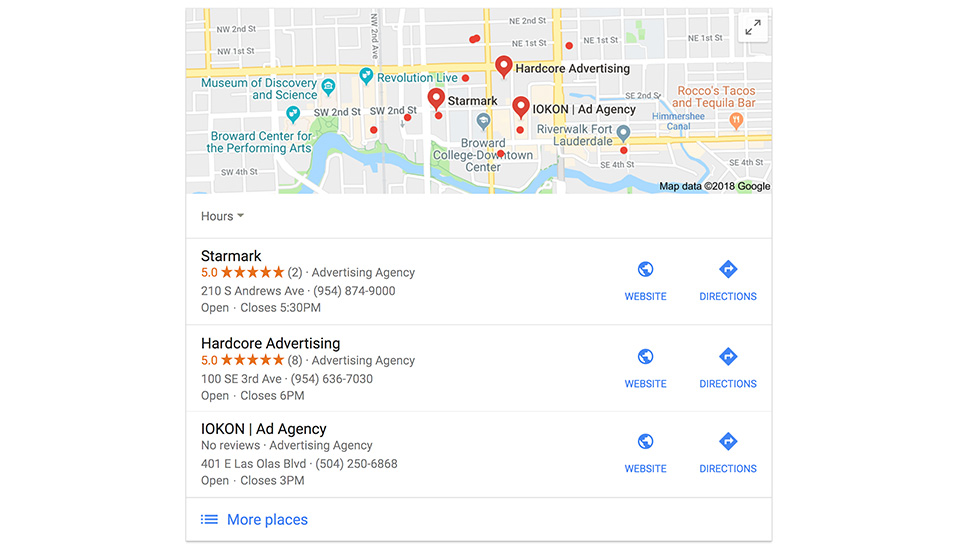 Local Pack SERP Feature for SEO