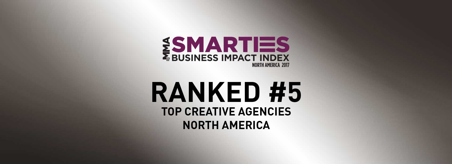 MMA Smarties Business Impact Ranking