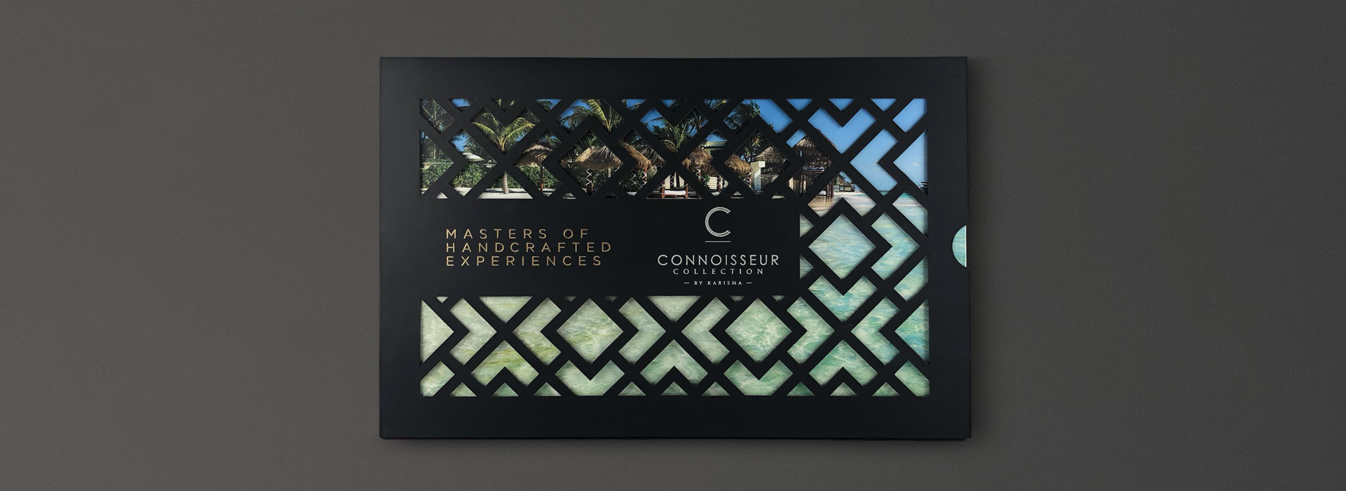 Karisma Connoisseur Collection Brochure Design from Starmark International