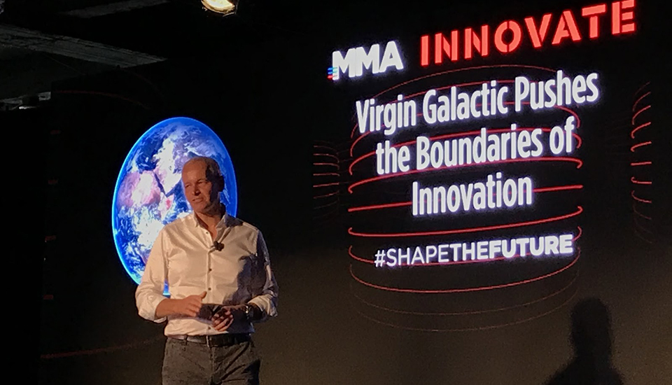 2018 MMA Innovate Conference- Pushing the boundaries of innovation.