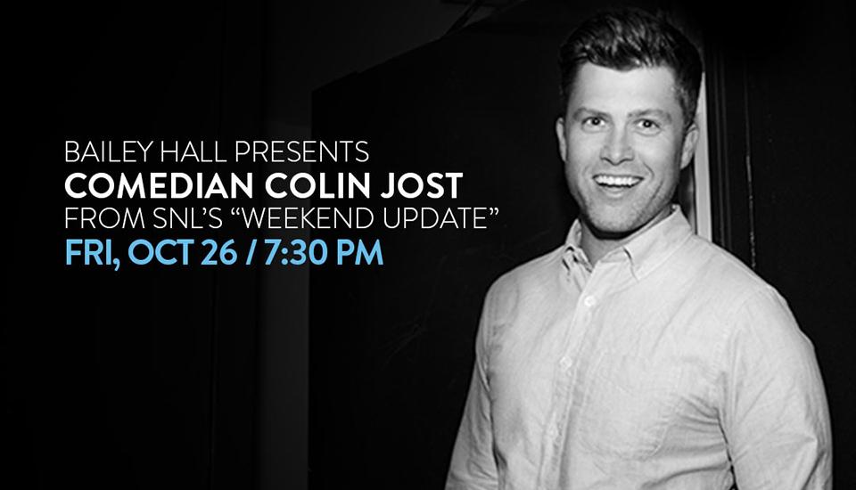 SNL's Colin Jost