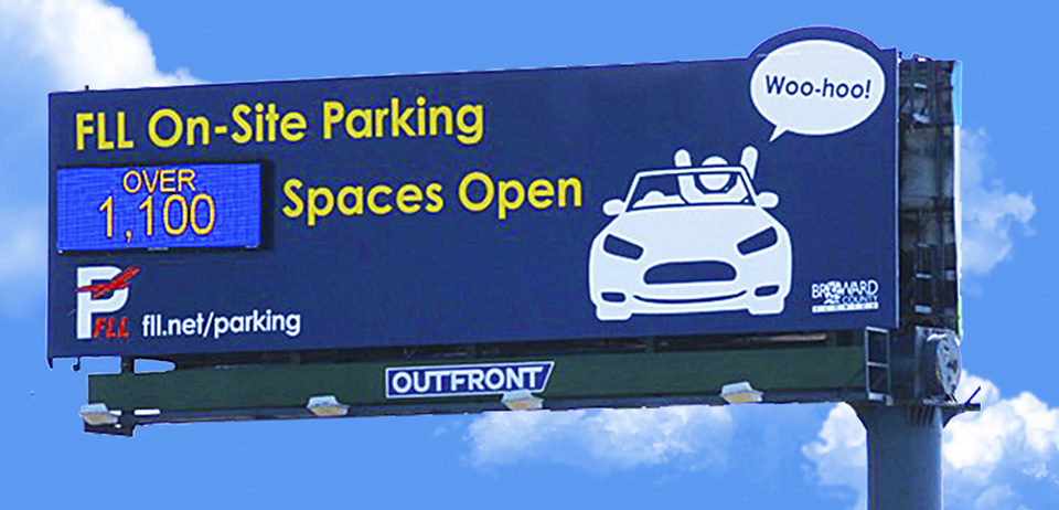 Schlep Free Parking Gets Easy Peasy At Fll Starmark