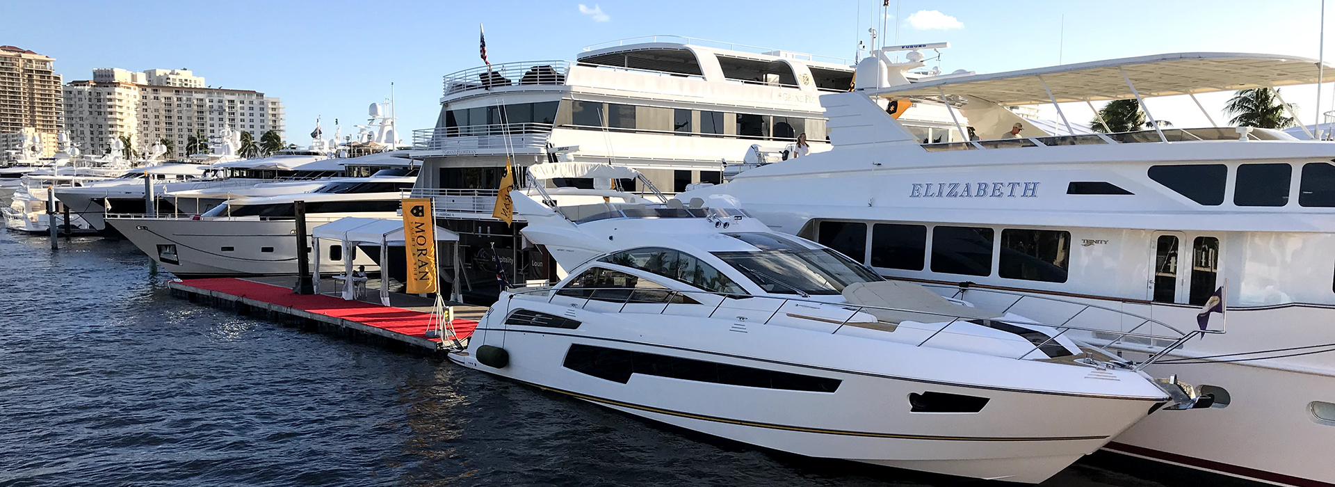 Fort Lauderdale International Boat Show Starmark International Spread