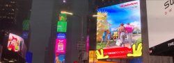 Nick Resorts Drive Holiday Bookings in Times Square