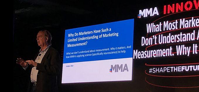 Presentation at Mobile Marketing Association: Innovate