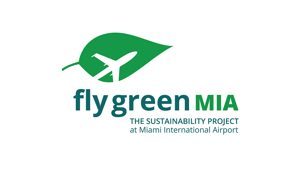 flyGreenMIA logo