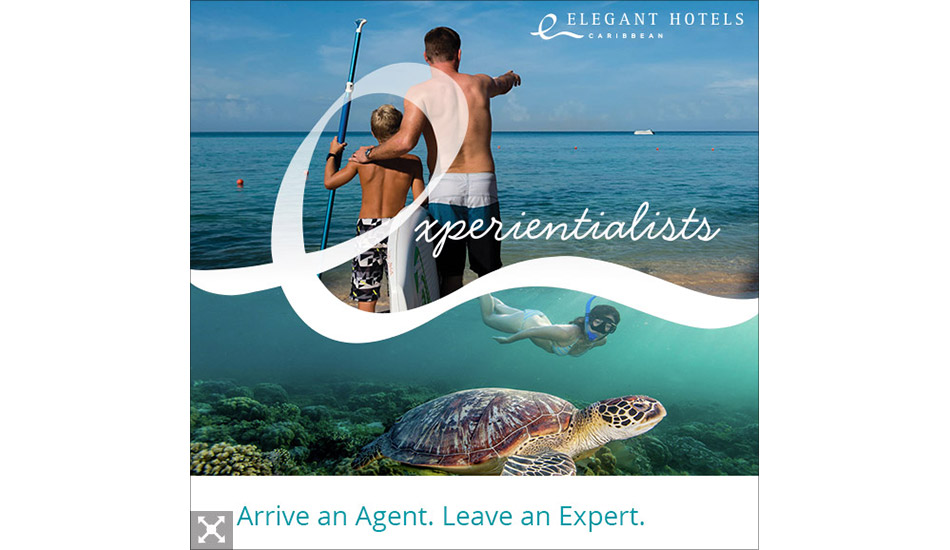 Elegant Hotels Experientialists. Arrive an Agent. Leave an Expert.