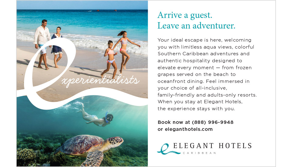 Elegant Hotels Experientialists. Arrive a Guest. Leave an Adventurer