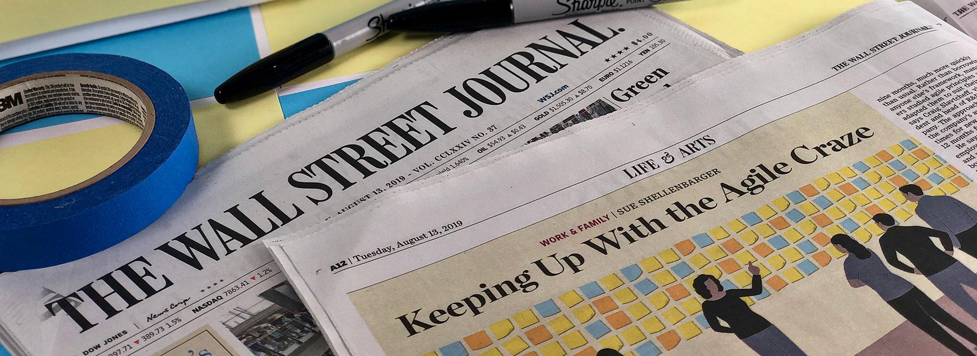 Starmark In Wall Street Journal