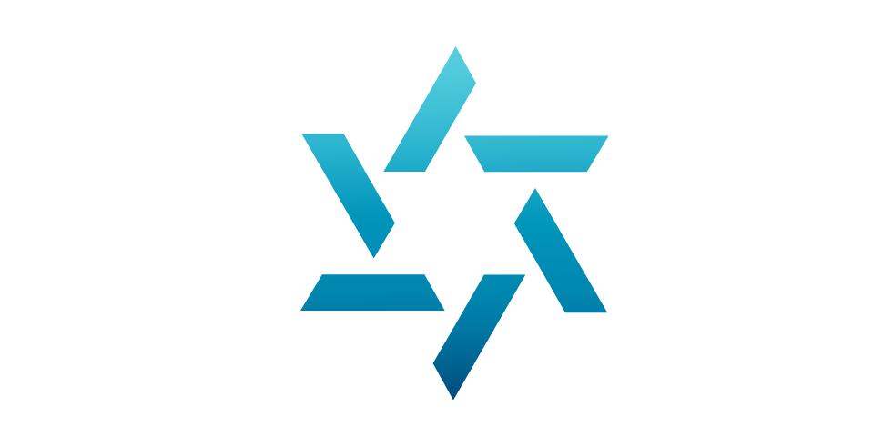 new L'Chaim brand mark